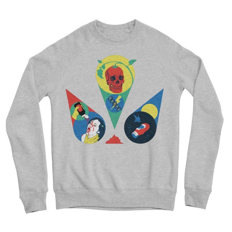 DEATH SAUCE Women's Sweatshirt by yobann's Artist Shop