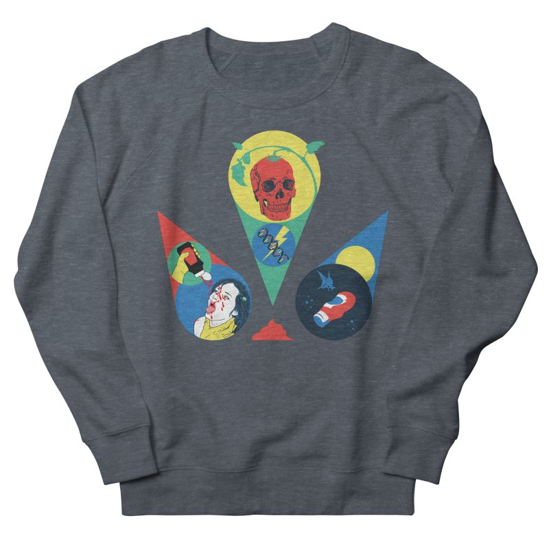 DEATH SAUCE Women's Sweatshirt by yobann's Artist Shop