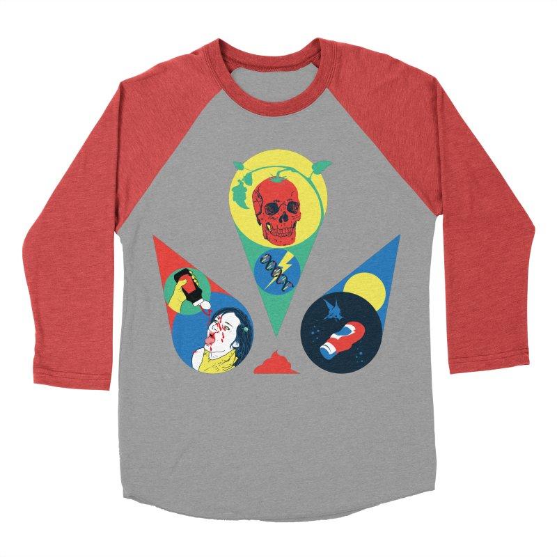 DEATH SAUCE Men's Longsleeve T-Shirt by yobann's Artist Shop