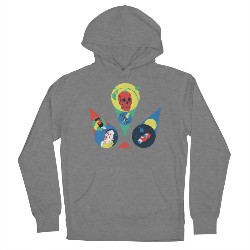 DEATH SAUCE Men's Pullover Hoody by yobann's Artist Shop