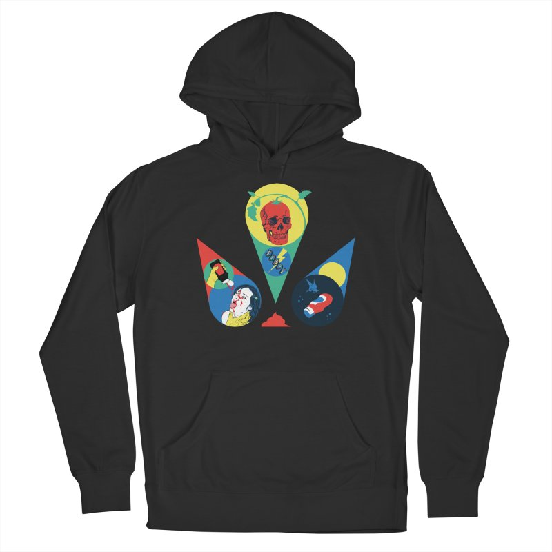 DEATH SAUCE Men's Pullover Hoody by yobann's Artist Shop