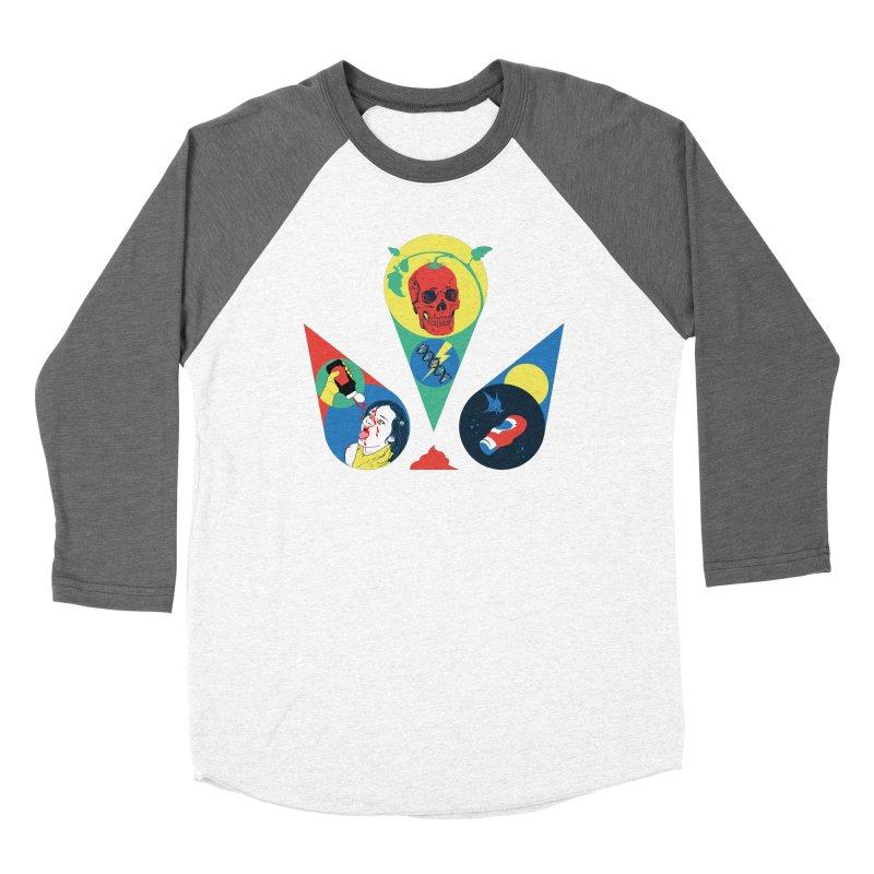 DEATH SAUCE Women's Longsleeve T-Shirt by yobann's Artist Shop