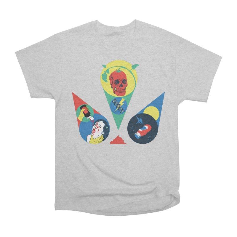 DEATH SAUCE Women's Heavyweight Unisex T-Shirt by yobann's Artist Shop
