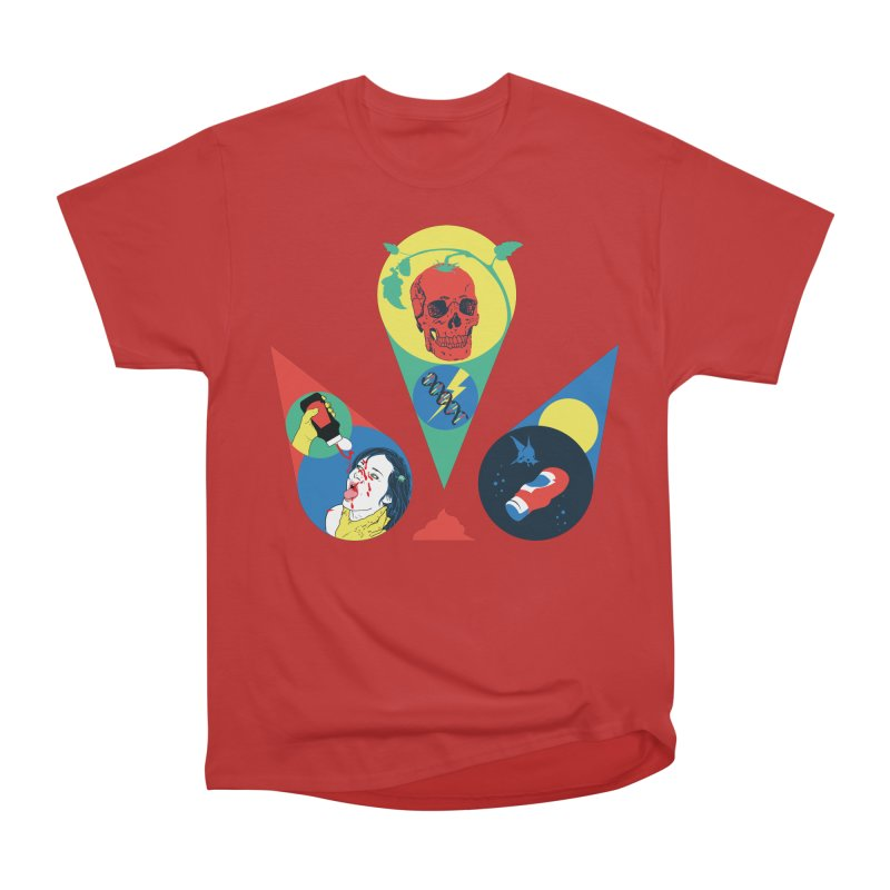 DEATH SAUCE Men's T-Shirt by yobann's Artist Shop