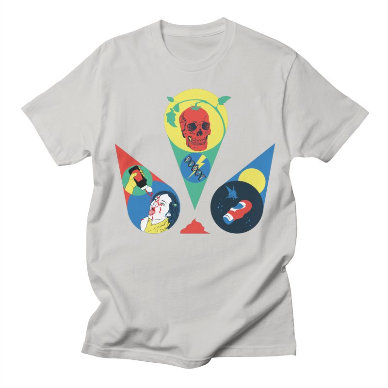 DEATH SAUCE Women's T-Shirt by yobann's Artist Shop