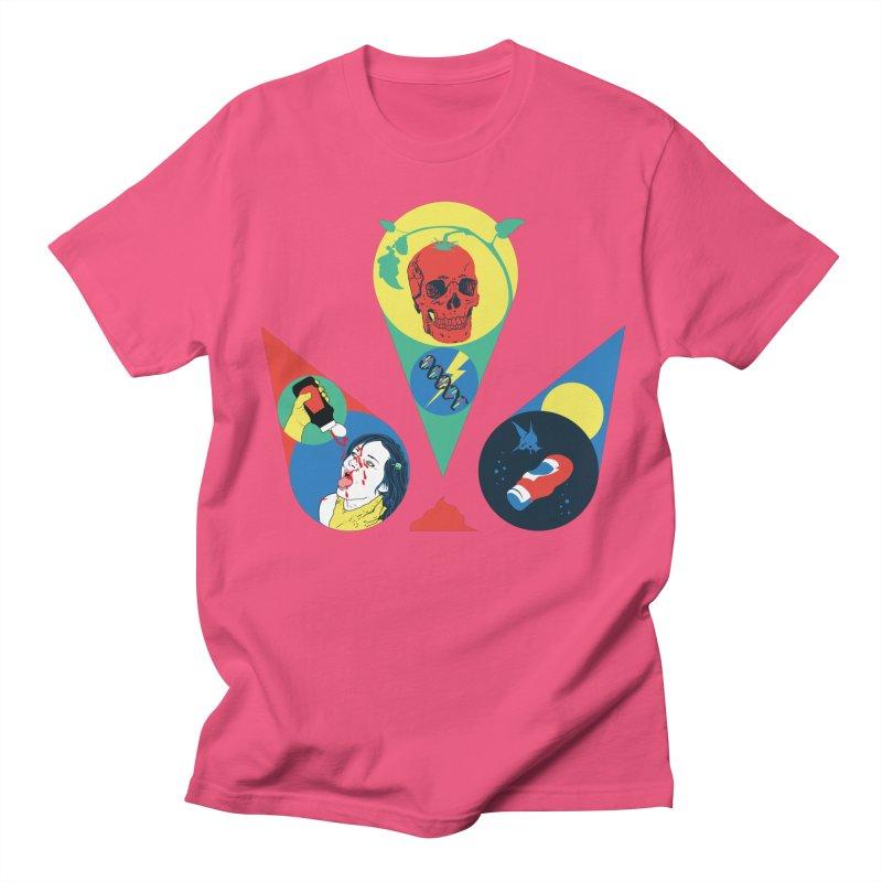 DEATH SAUCE Women's Regular Unisex T-Shirt by yobann's Artist Shop