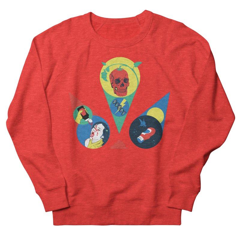 DEATH SAUCE Men's Sweatshirt by yobann's Artist Shop