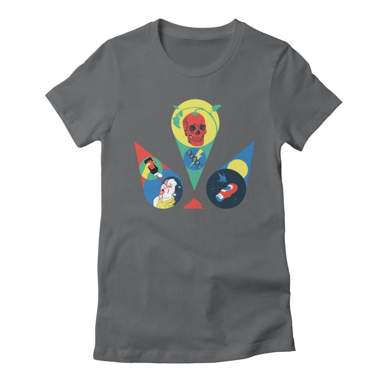 DEATH SAUCE Women's T-Shirt by yobann's Artist Shop
