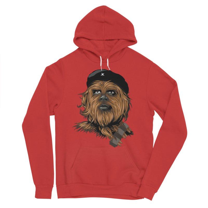 Chewie Guevara Women's Pullover Hoody by yobann's Artist Shop