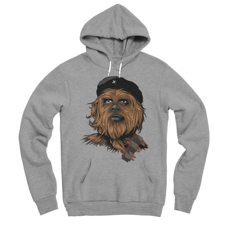 Chewie Guevara Men's Sponge Fleece Pullover Hoody by yobann's Artist Shop