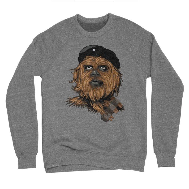 Chewie Guevara Women's Sponge Fleece Sweatshirt by yobann's Artist Shop