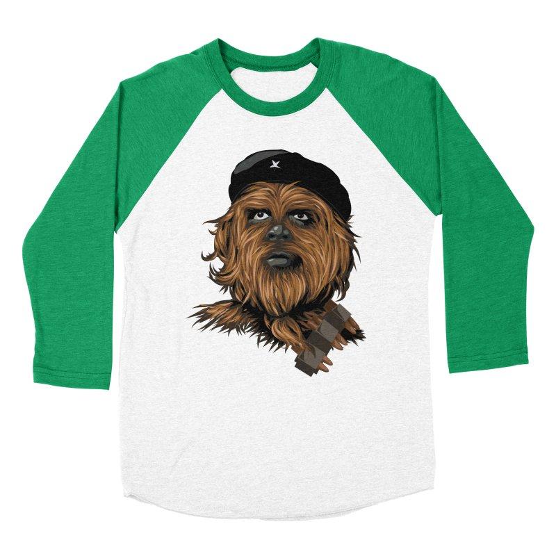 Chewie Guevara Women's Longsleeve T-Shirt by yobann's Artist Shop