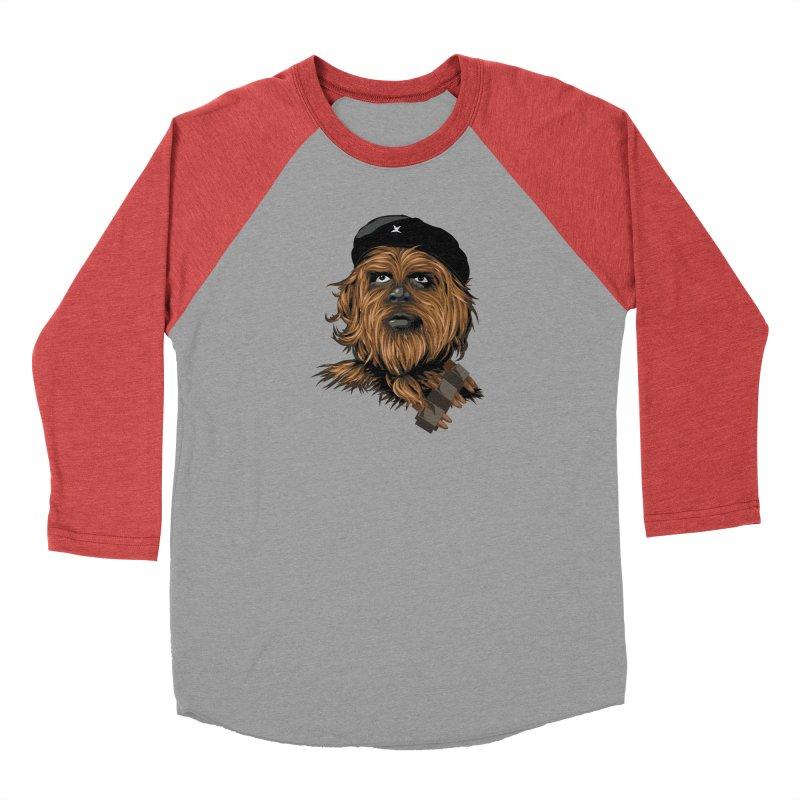 Chewie Guevara Men's Longsleeve T-Shirt by yobann's Artist Shop