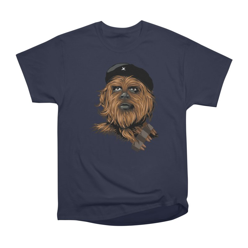 Chewie Guevara Men's Heavyweight T-Shirt by yobann's Artist Shop
