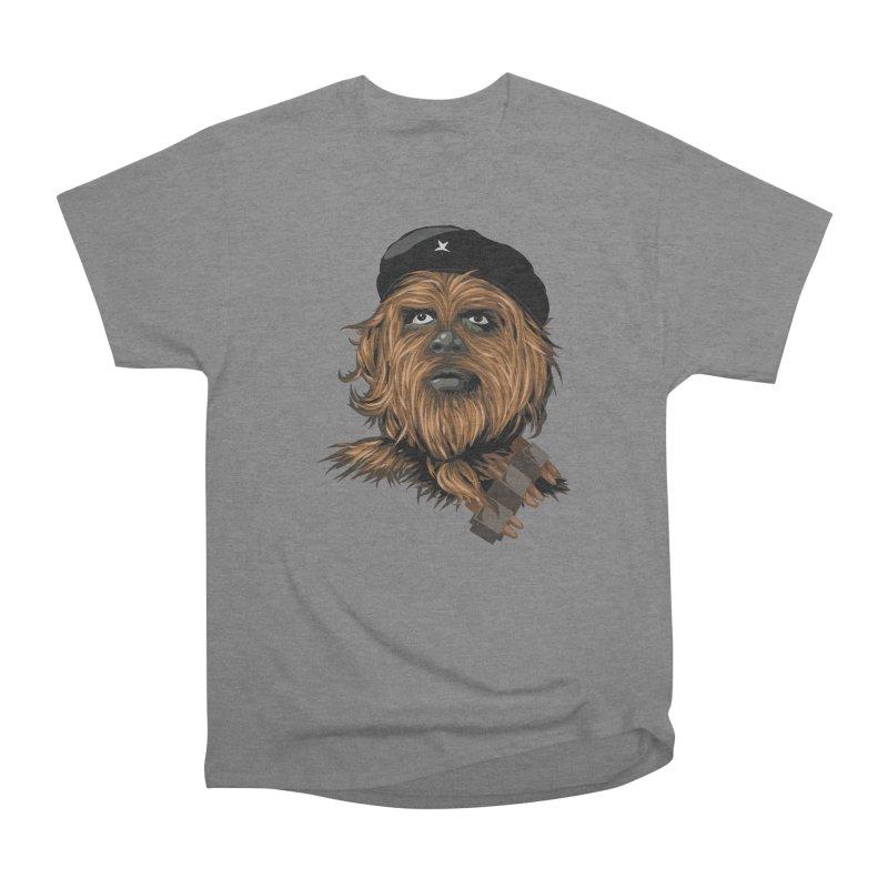 Chewie Guevara Men's Heavyweight T-Shirt by yobann's Artist Shop
