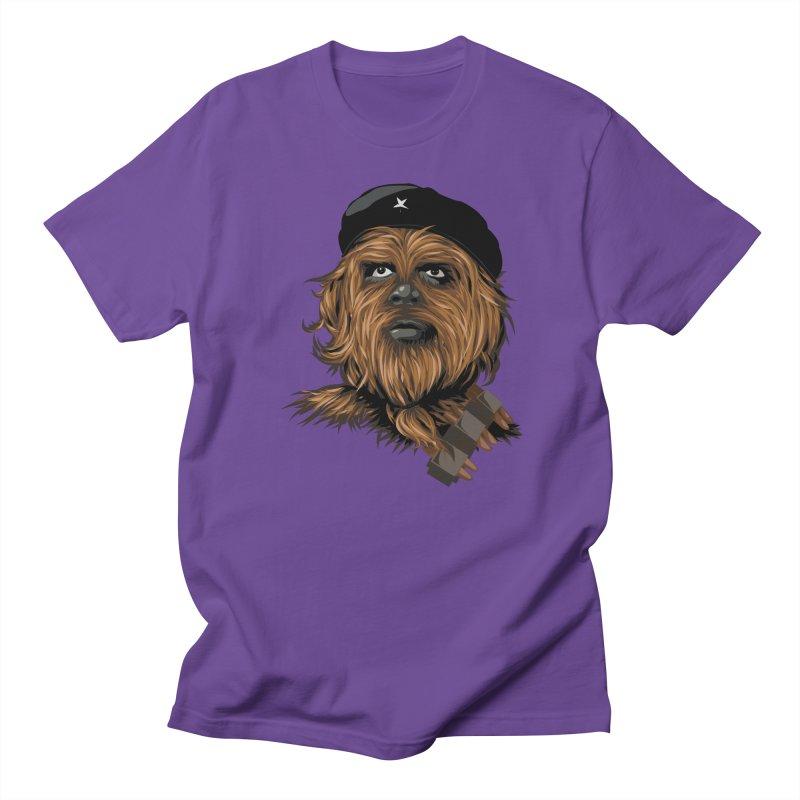 Chewie Guevara Men's T-Shirt by yobann's Artist Shop