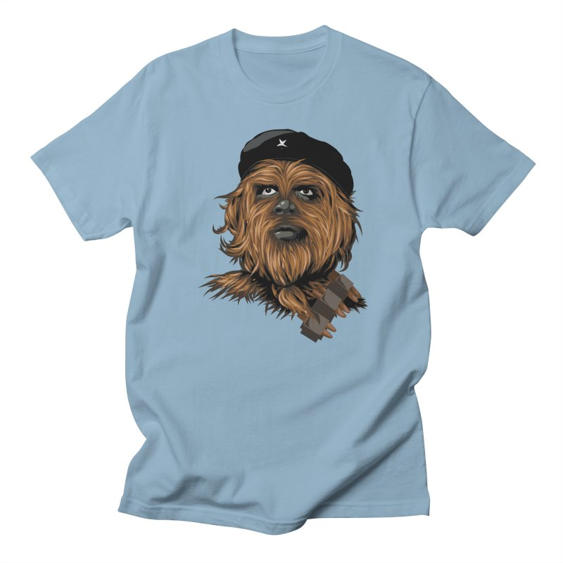 Chewie Guevara Men's T-Shirt by yobann's Artist Shop