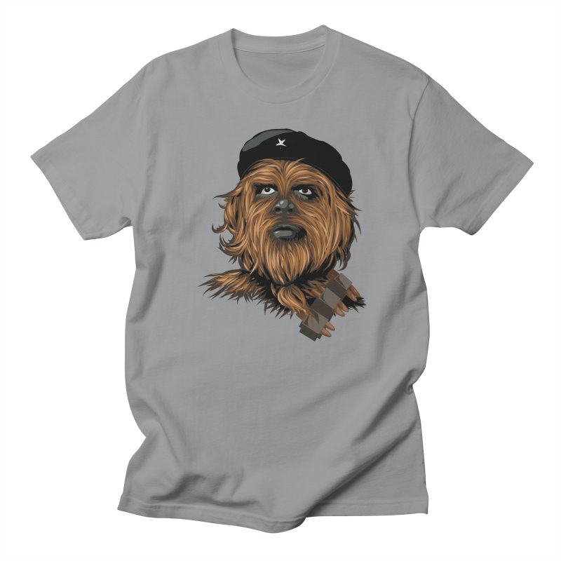 Chewie Guevara Women's Regular Unisex T-Shirt by yobann's Artist Shop