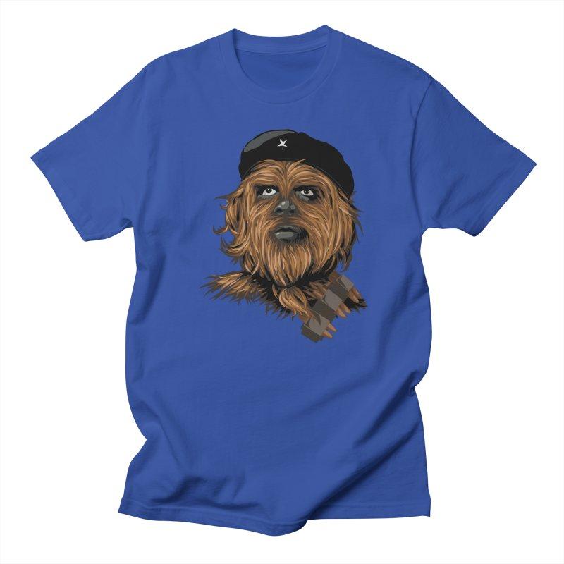 Chewie Guevara Women's Regular Unisex T-Shirt by yobann's Artist Shop