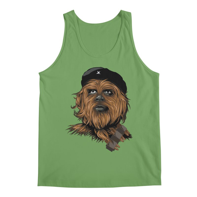 Chewie Guevara Men's Tank by yobann's Artist Shop