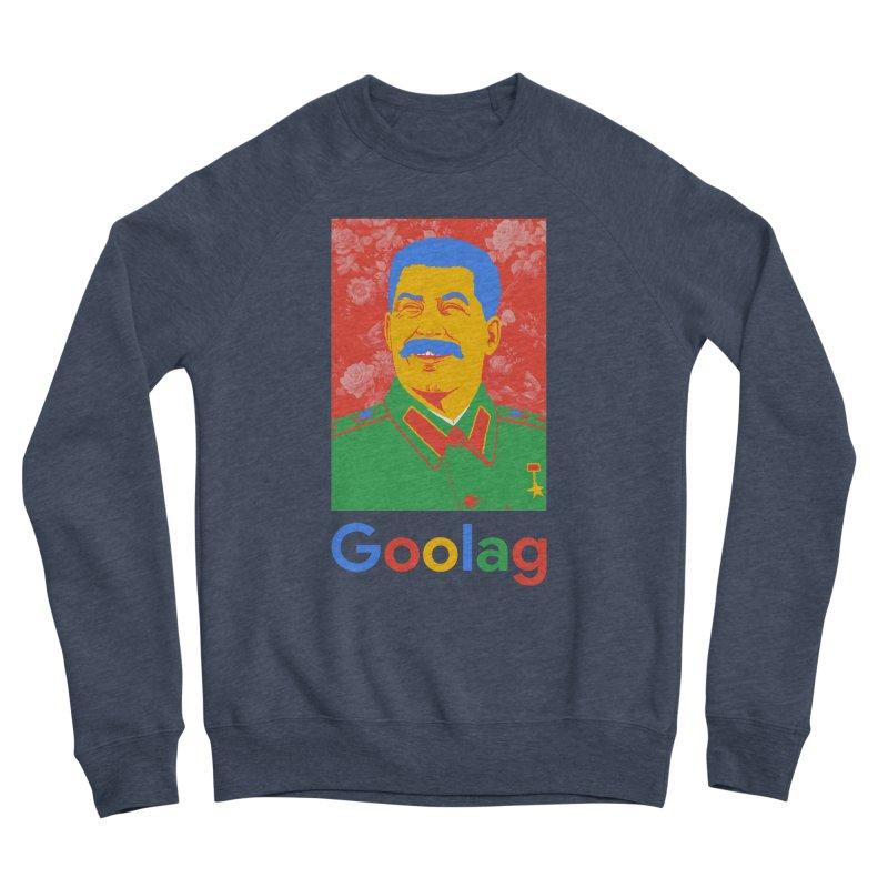 Stalin Goolag Men's Sweatshirt by yobann's Artist Shop