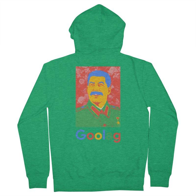 Stalin Goolag Women's Zip-Up Hoody by yobann's Artist Shop