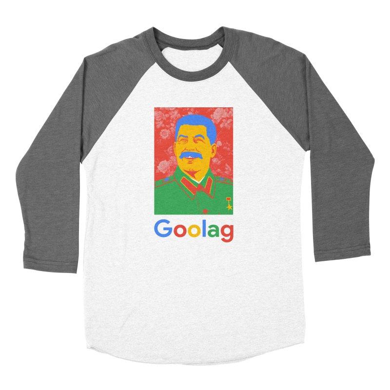 Stalin Goolag Women's Longsleeve T-Shirt by yobann's Artist Shop
