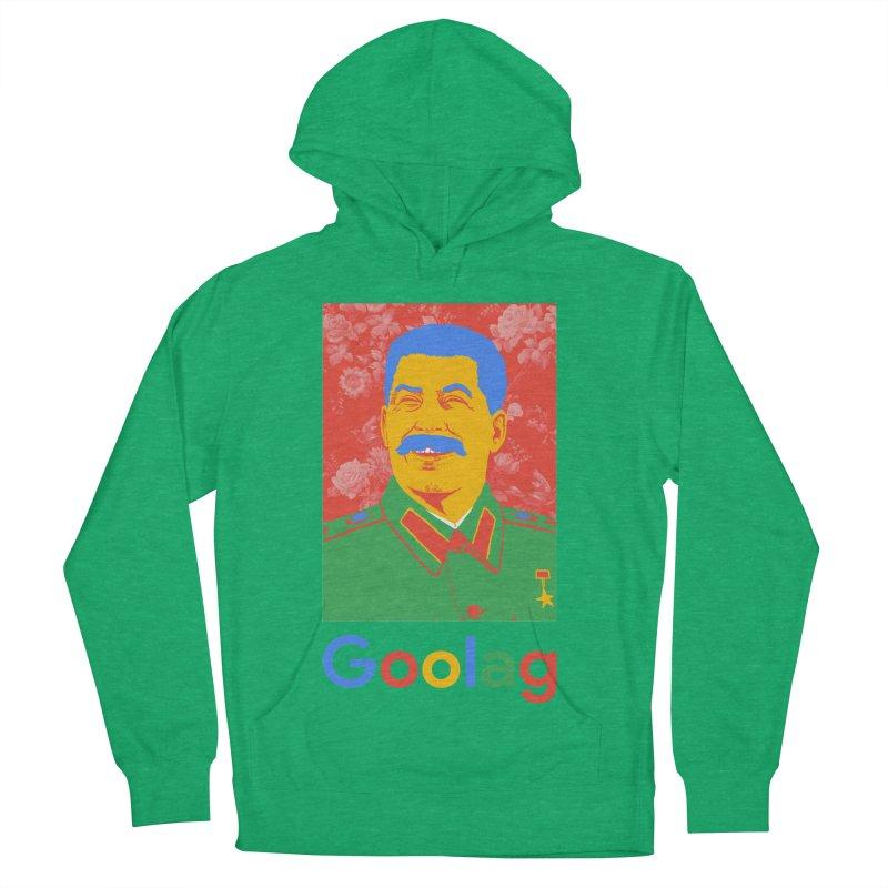 Stalin Goolag Women's French Terry Pullover Hoody by yobann's Artist Shop