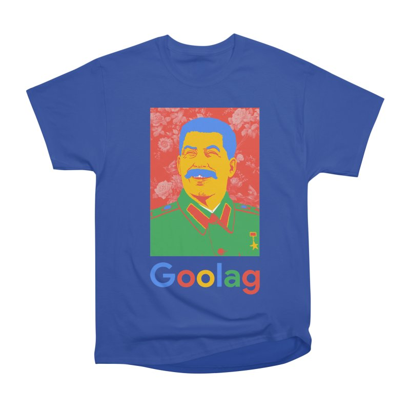 Stalin Goolag Women's Heavyweight Unisex T-Shirt by yobann's Artist Shop