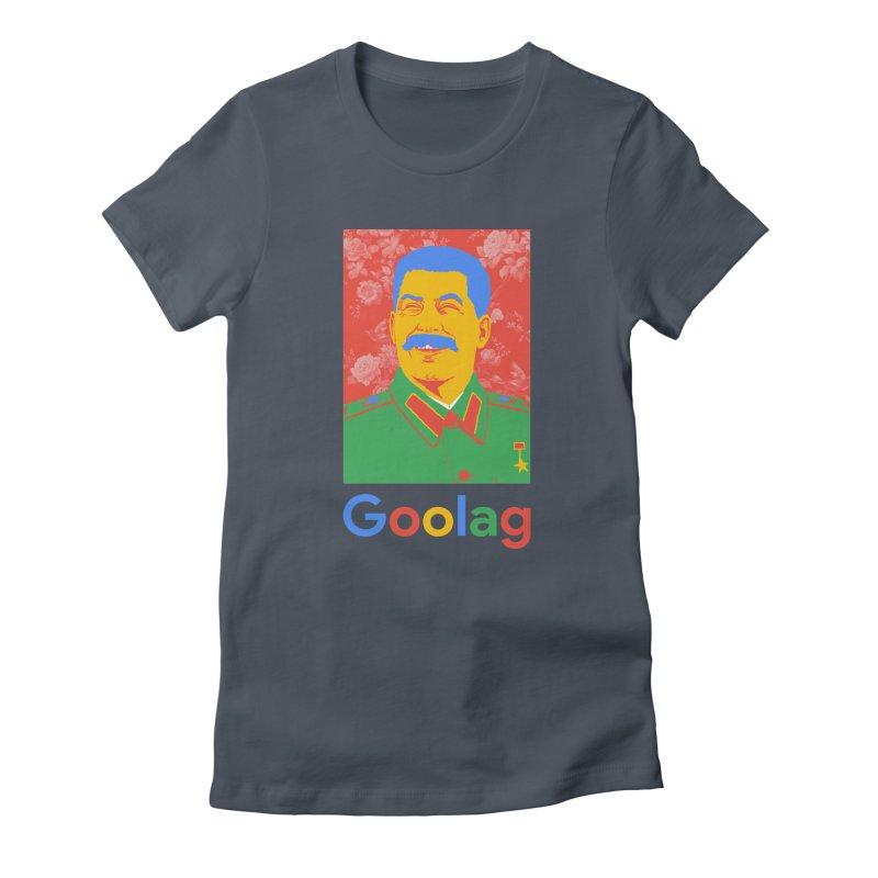 Stalin Goolag Women's T-Shirt by yobann's Artist Shop