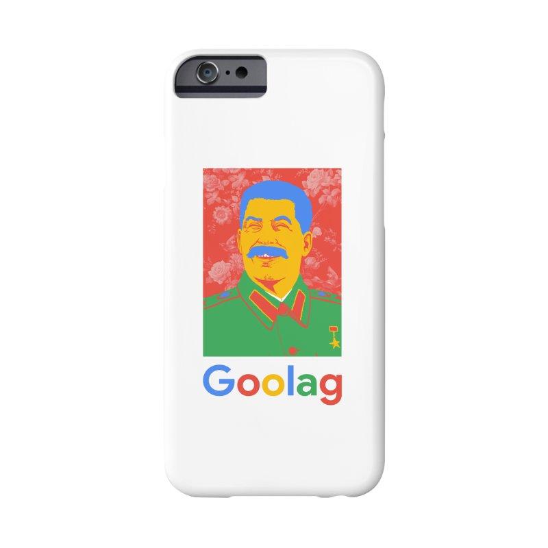 Stalin Goolag Accessories Phone Case by yobann's Artist Shop