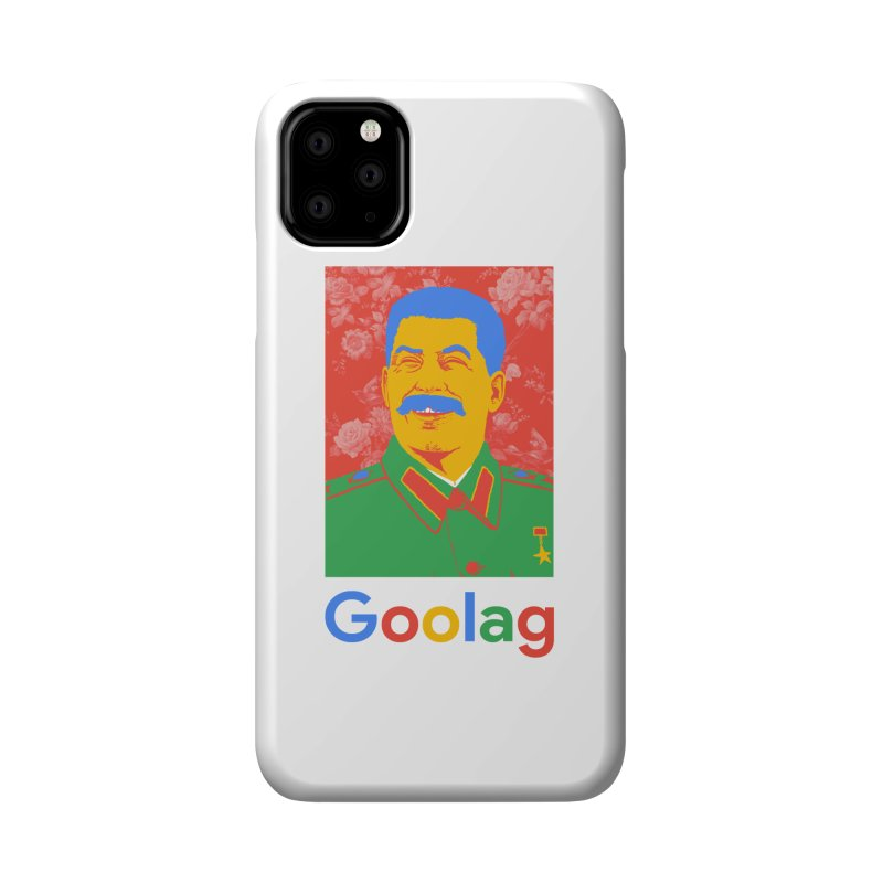 Stalin Goolag Accessories Phone Case by yobann's Artist Shop