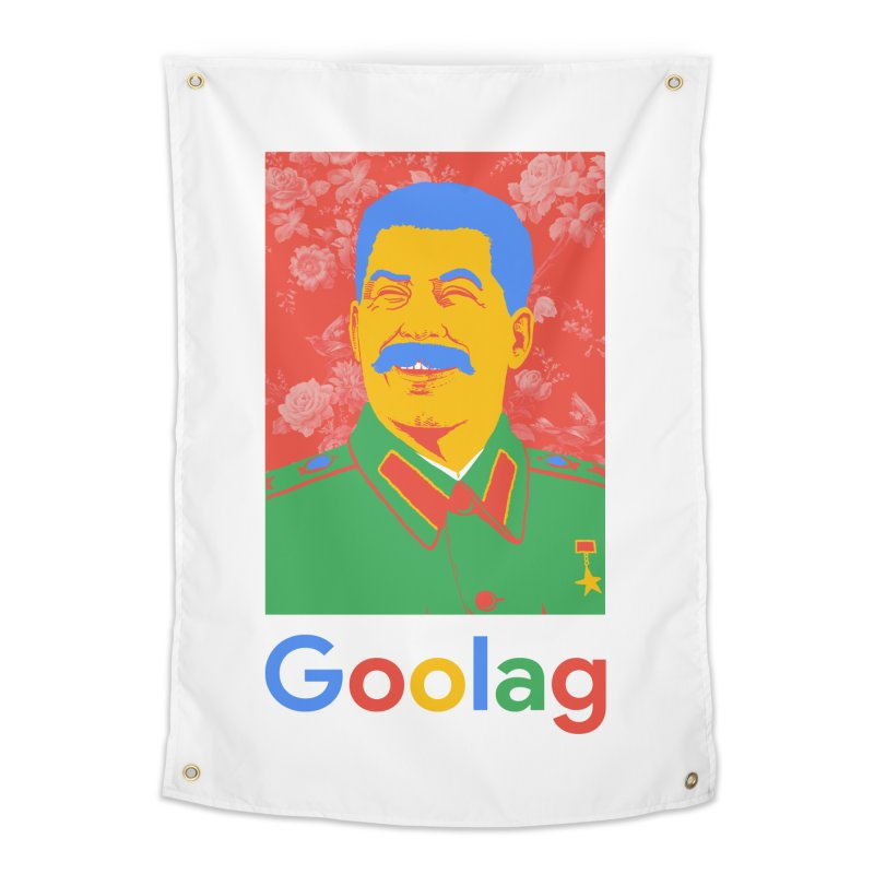 Stalin Goolag Home Tapestry by yobann's Artist Shop