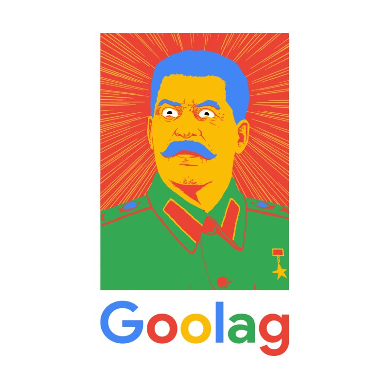 Stalin Goolag Home Shower Curtain by yobann's Artist Shop