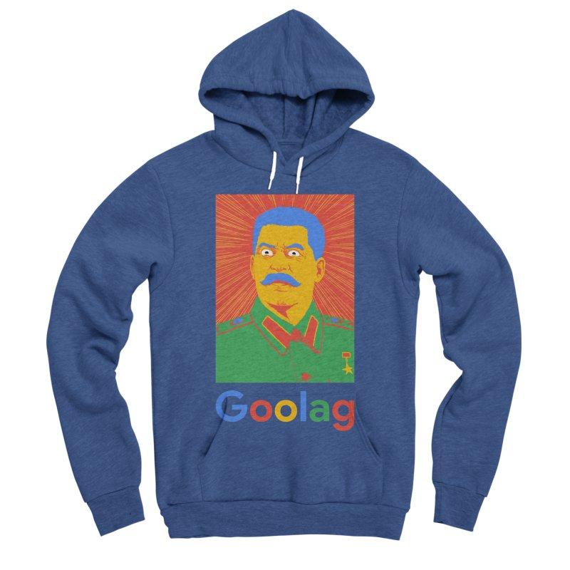 Stalin Goolag Women's Sponge Fleece Pullover Hoody by yobann's Artist Shop