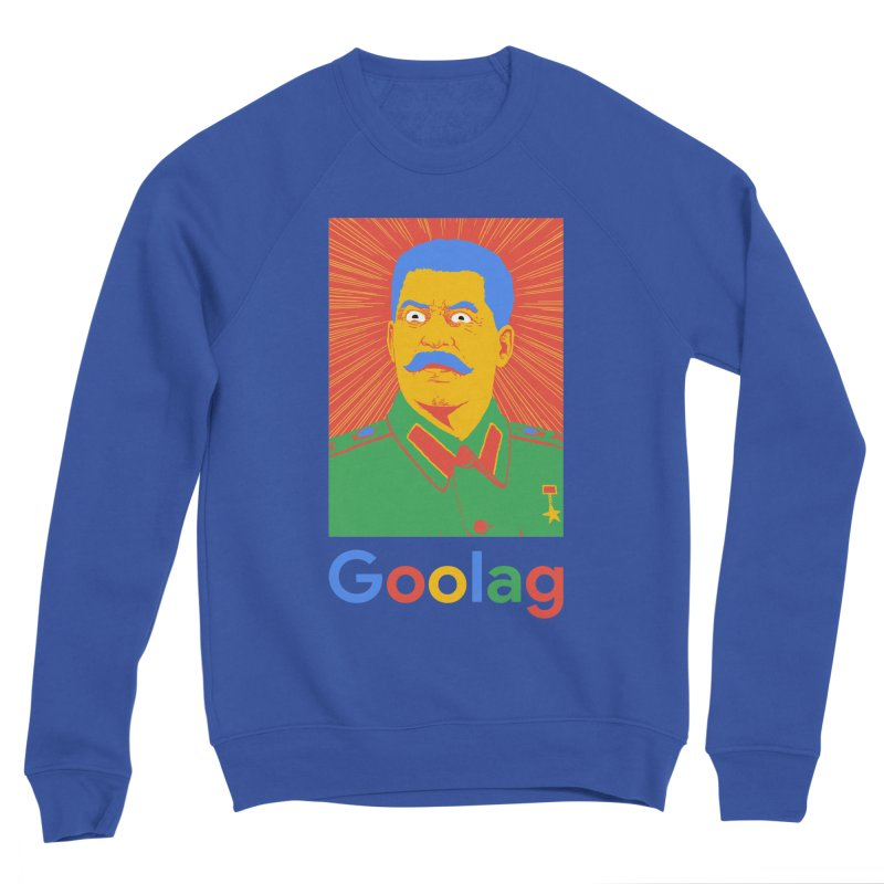 Stalin Goolag Men's Sweatshirt by yobann's Artist Shop