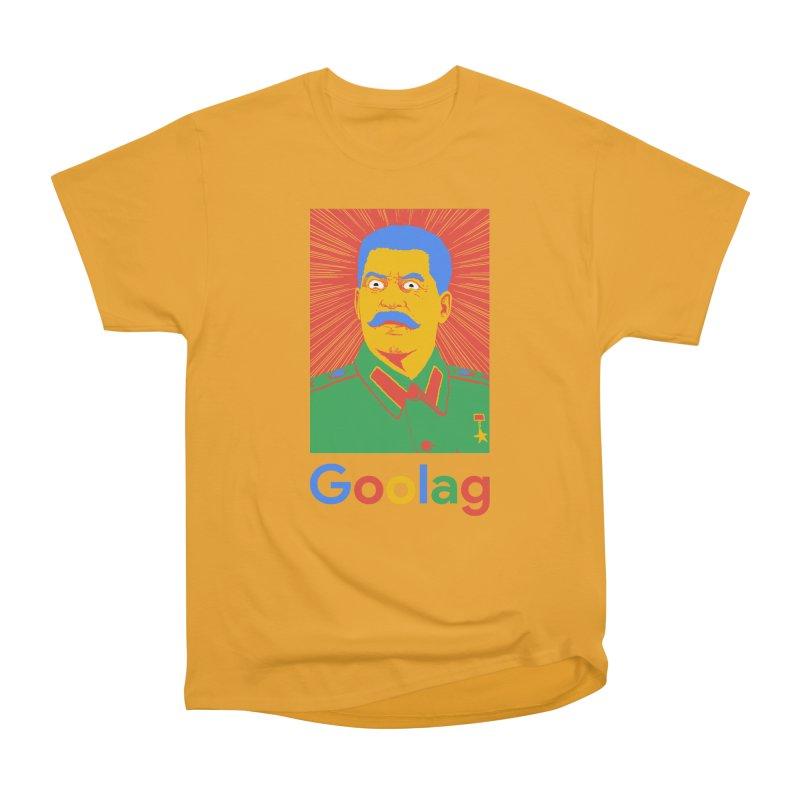 Stalin Goolag Men's T-Shirt by yobann's Artist Shop