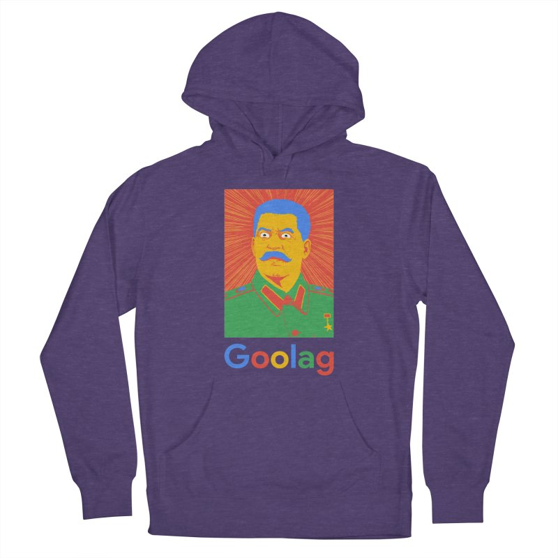 Stalin Goolag Men's Pullover Hoody by yobann's Artist Shop