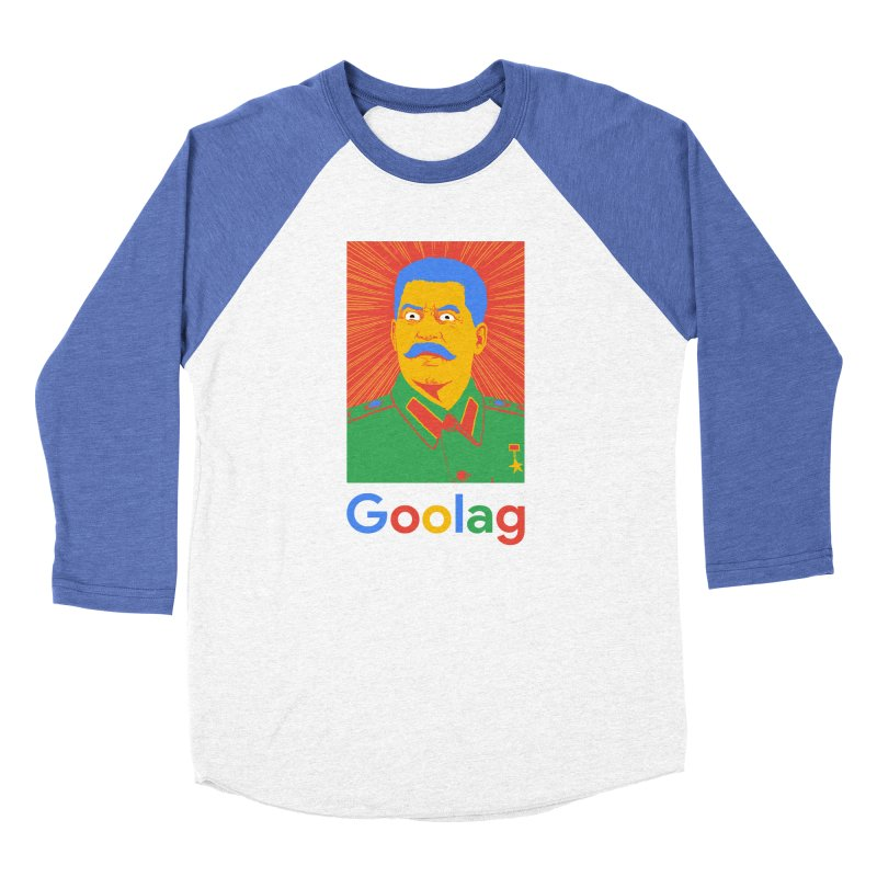 Stalin Goolag Women's Longsleeve T-Shirt by yobann's Artist Shop