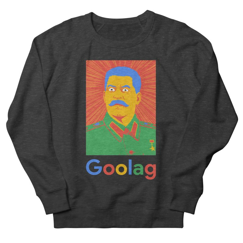 Stalin Goolag Women's French Terry Sweatshirt by yobann's Artist Shop