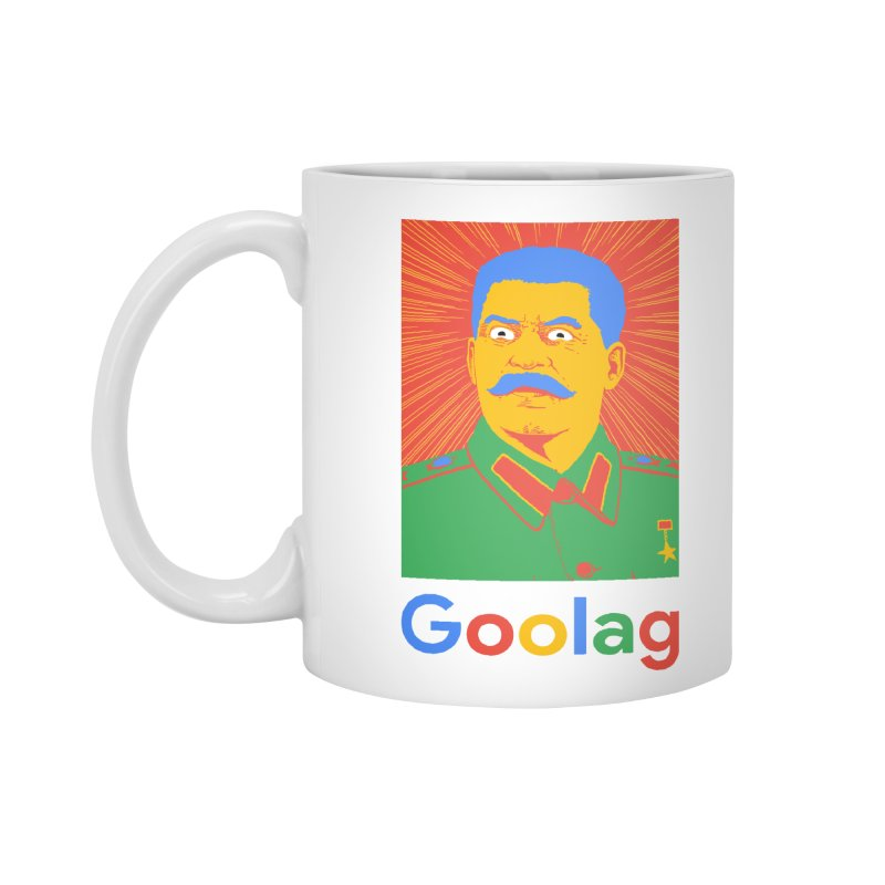 Stalin Goolag Accessories Standard Mug by yobann's Artist Shop