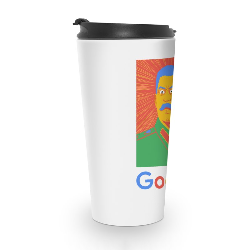 Stalin Goolag Accessories Travel Mug by yobann's Artist Shop