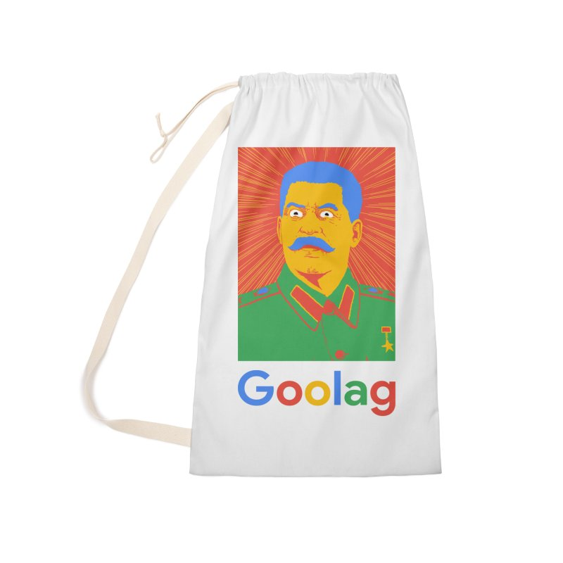 Stalin Goolag Accessories Laundry Bag Bag by yobann's Artist Shop