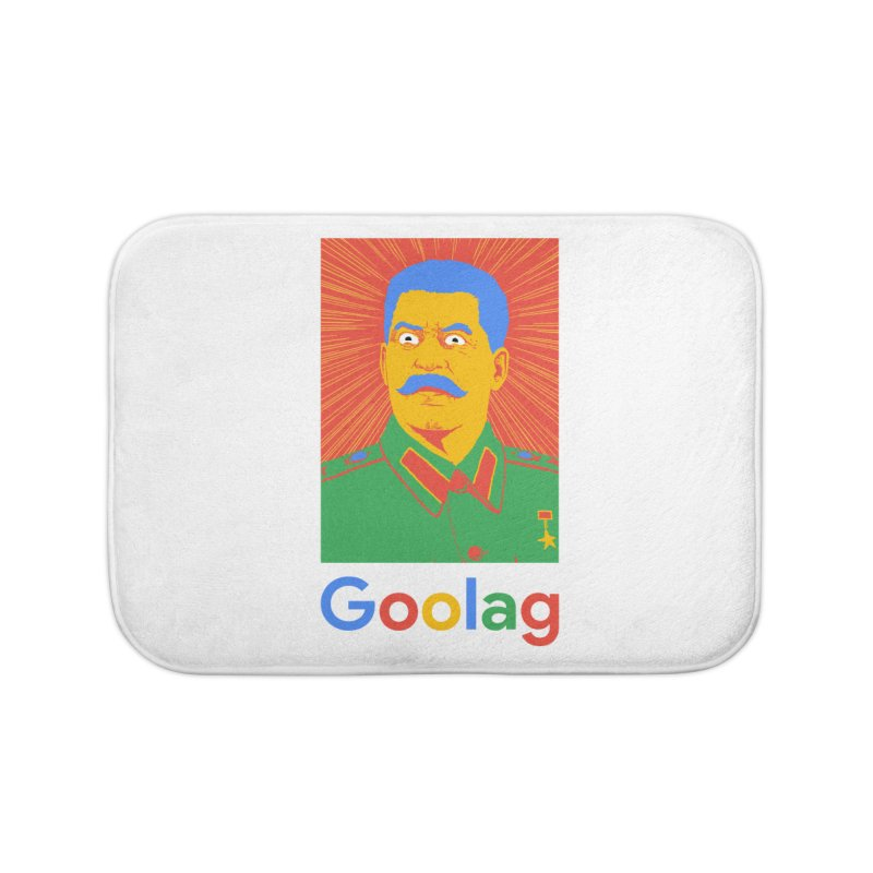 Stalin Goolag Home Bath Mat by yobann's Artist Shop