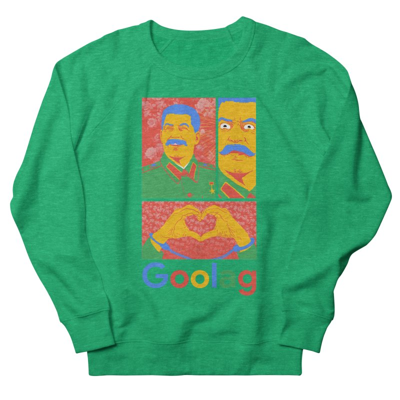 Stalin Goolag Women's Sweatshirt by yobann's Artist Shop