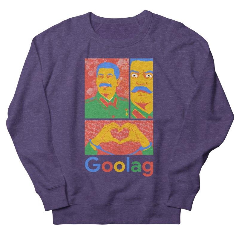Stalin Goolag Women's French Terry Sweatshirt by yobann's Artist Shop