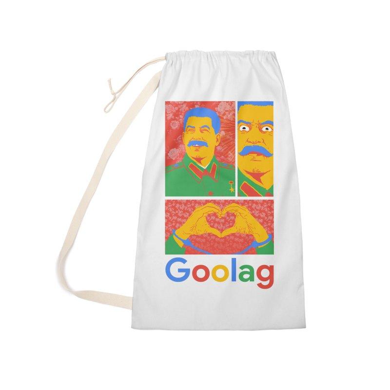 Stalin Goolag Accessories Bag by yobann's Artist Shop