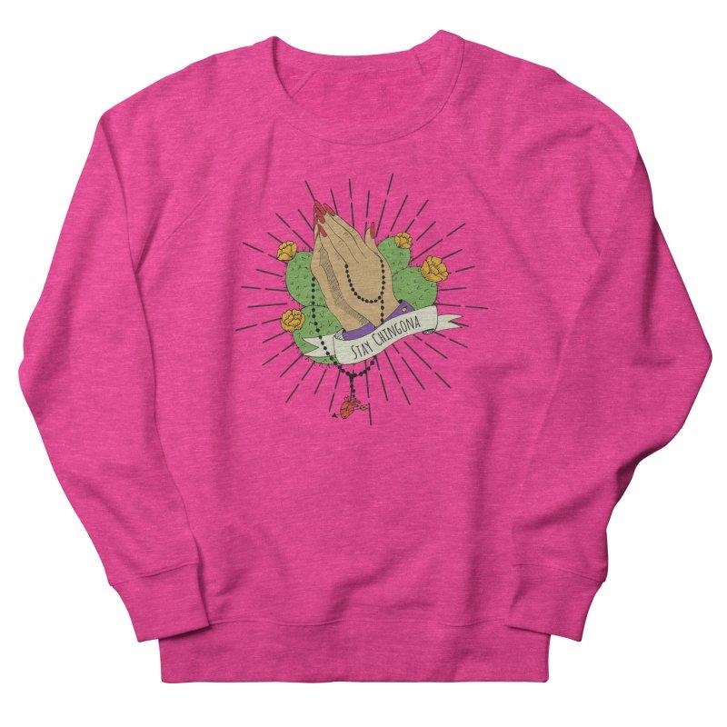 Stay Chingona Men's Sweatshirt by yocelynriojas's Artist Shop