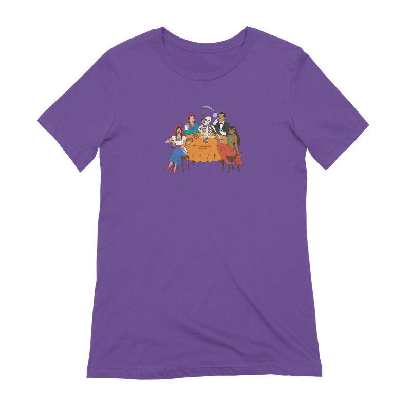 Loteria Party Women's Extra Soft T-Shirt by yocelynriojas's Artist Shop
