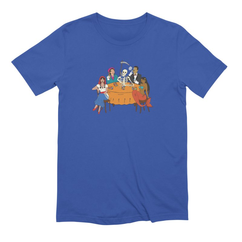 Loteria Party Men's Extra Soft T-Shirt by yocelynriojas's Artist Shop